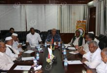 Photo of Meeting on the support of the security services and the security of Jalo