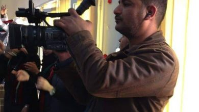 Photo of Journalist Al-Mukhtar Al-Halak released on bail