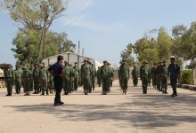 Photo of Graduation of 500 police officers in Misrata