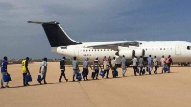 Photo of Illegal Immigrant Absorption Center Zuwara Transfer (91) emigrants