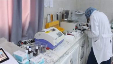 Photo of Installation of new medical devices at Al-Durra Ajdabiya clinic