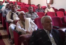Photo of Lecture on the production of olive oil with good specifications in Nalut