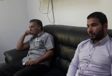 Photo of Meeting to Monitoring education of Bani Walid