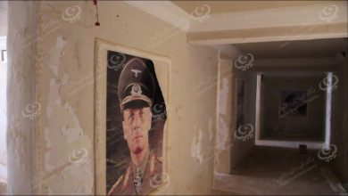 Photo of Rommel Room in Tobruk: historical treasure neglected