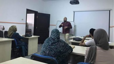 Photo of Arabic Sign Language Course in Tripoli