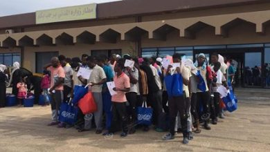 Photo of Deportation of 80 migrants from Zuwarah Airport
