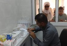 Photo of Kasrkhayar Hospital receives a new shipment of insulin