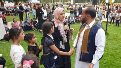 Photo of Entertaining festival for families and children at Al Sharsharhah Park