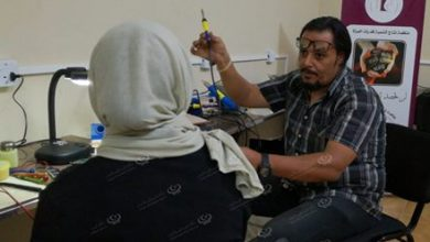Photo of Conclusion of mobile maintenance course in Benghazi