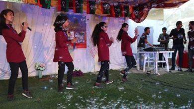 Photo of Celebration marking start of new school year at Jalo