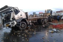 Photo of 187 people died due to traffic accidents in 10 months in Misrata