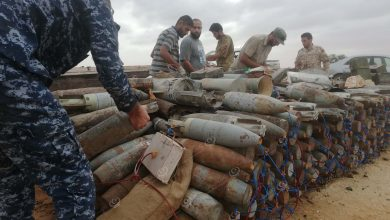 Photo of Disposal of 14 tons of munitions and war remnants in different cities
