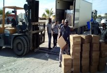 Photo of Zuwarah dialysis center receives surgery materials and dialysis supplies