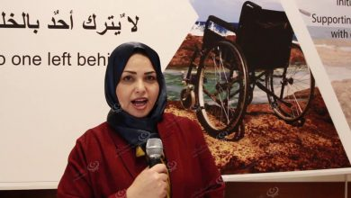 Photo of Consultative meeting to discuss mechanisms to promote rights of disabled