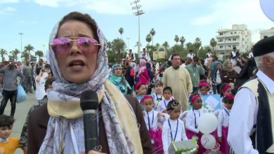 Photo of First Tripoli Carnival Ceremony for Peace