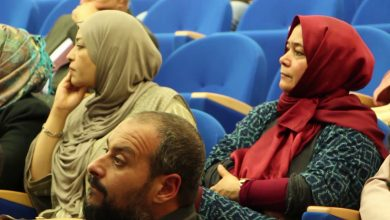 """Photo of Lecture """"The will to change and face the legacy of political violence in Libya"""""""