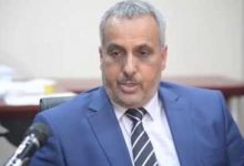 Photo of Undersecretary of the Ministry of the Interior in the interim government inspects security services in Derna