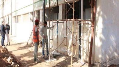 Photo of Souq Al Jumah is following maintenance work in Municipal Schools