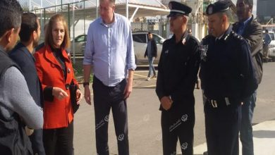 Photo of Ambassador of Netherlands visits Anti-Illegal Immigration Authority