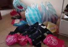 Photo of Distribution of school clothes to low income families in Bani Walid