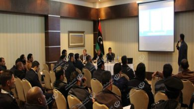 Photo of Training workshop on human trafficking and smuggling of migrants
