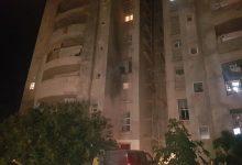 Photo of Shells hit residential buildings in Abu Salim
