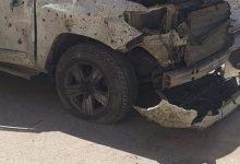 Photo of Bomb targeting head of anti-terrorist apparatus in Benghazi