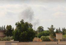 Photo of Warplane bombards south of Tripoli