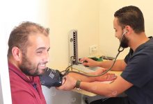Photo of Central Blood Bank launches a blood donation campaign in the Souq al-Jumaa in Tripoli