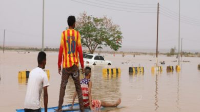 Photo of 40 families besieged by water in Ghat