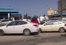 Photo of Heavy traffic on fuel stations