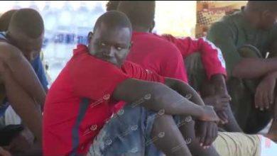 Photo of Libyan Coast Guard saves irregular migrants