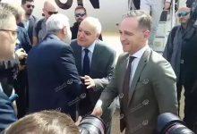 Photo of German Foreign Minister arrives in Zuwara