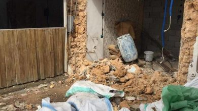Photo of Café owner ruins historic mosque in Tripoli