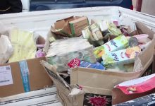 Photo of Expired food items in Bani Walid