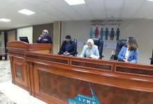 Photo of A symposium on the rights of Libyan workers in international organizations held in Benghazi