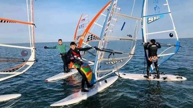 Photo of Libya participates in the African Windsurfing Championship in Tunisia