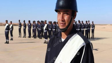 Photo of 320 Graduates joins security border forces in the Libyan interim government