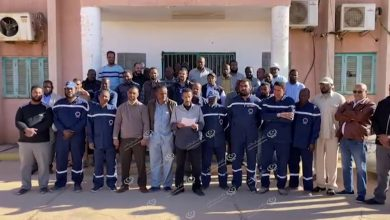 Photo of Electricity company workers in South of Libya demands their financial rights
