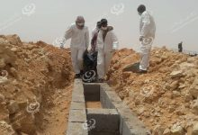 Photo of Over a hundred immigrants buried in Bani Walid in 2019