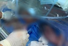 Photo of A woman gives birth to four babies in Tripoli