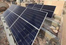 Photo of Nissma Municipality installs solar panels to power cell towers