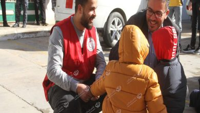 Photo of Six Tunisian children handed over to Tunisian authorities