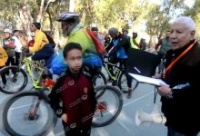 Photo of Beginner cyclists receive training in Tripoli