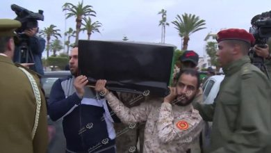 Photo of Funeral prayer for the victims of Tripoli Military Academy attack