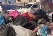 Photo of Garbage piles up in Tripoli