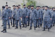 Photo of Personnel of Anti-Illegal Immigration Agency receive training in Tripoli