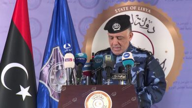 Photo of Spokesperson of the Ministry of Interior holds press conference
