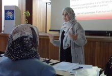 Photo of An awareness lecture on Coronavirus held in Tripoli