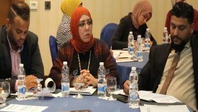 Photo of Workshop on coronavirus in Tripoli